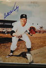 BULLET BOB TURLEY AUTOGRAPHED SIGNED COLOR 8X10 COA NY YANKEES