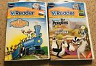 Vtech - Vreader Softwear Penguine Of MadagScar & The Little Engine