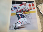 SAKU KOIVU NHL STAR HAND SIGNED COLOR 8X10 PHOTO MONTREAL CANDIENS
