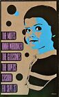 The Muffs - Anna Waronker - Live at The Casbah - Gig Art Mini Poster