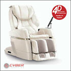 SALE! Kiwami Cream 4D-970 Massage Chair Japan Touch Screen Bed Position
