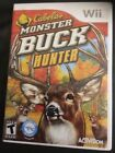 Cabela's Monster Buck Hunter (Nintendo Wii, 2010)
