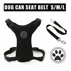 Mesh Pet Dog Car Harness Seat Belt Clip Lead Safety for Dog Puppy Outdoor Travel