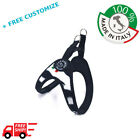 DOG HARNESSES TRE PONTI MOD. FUR ZEBRA FOR SMALL DOGS 100% MADE IN ITALY