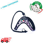 DOG HARNESSES TRE PONTI MOD. FUR PINK LEOPARD FOR SMALL DOGS 100% MADE IN ITALY
