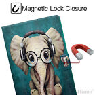 For Amazon Kindle Fire HD 8 8th 7th/HD 10 Smart Tablet Wallet Leather Case Cover