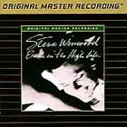 Steve Winwood Back In The High Life Limited Edition 24 K Gold MFSL CD RARE GIFT