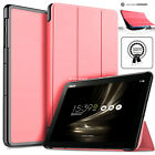 """Leather Magnetic Smart Stand Case Cover For Tablet Asus ZenPad 3S 10 Z500M 9.7"""""""