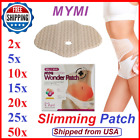 MYMI Wonder Slimming Belly Abdomen Patch Pack Weight Loss Fat Burning 2/5/10/25 $9.49 USD on eBay