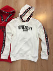 GIVENCHY New Hooded Men's Long Sleeve Cotton Shirt