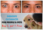 Cataract Eye Drops 4% N.A.C. Strong & Effective Treatment for People and Pets