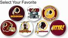 """Washington Redskins NFL Pin Pinback Button 1 .25"""" Collectible Hat Accessories"""