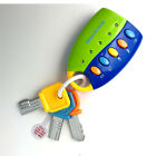 US Baby Car Key kids Musical Keys Baby&#039;s Sound and Light Pretend Toy Keychain <br/> HOT🔥US Same Day Dispatch🔥Best Pirce🔥Best Gift