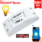 Sonoff 5/10pcs Basic Smart Home WiFi Wireless Switch Module For IOS Android APP
