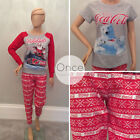 Primark COCA COLA CHRISTMAS Pyjamas PJ Items Pajamas £14.0  on eBay
