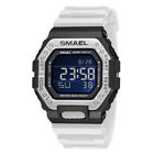 SMAEL Watches Men Sport Watch LED Display Digital Electronic Students Wristwatch image