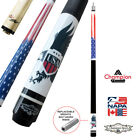 Champion Gator Pool Cue Stick with Low Deflection Shaft, Pool Glove- 13mm $72.39 USD on eBay