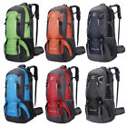 Kyпить 60L Outdoor Camping Backpack Rucksack Travel Climbing Hiking Day Packs Trekking на еВаy.соm