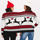 Winter Couples Christmas ugly Sweater pullover 2018