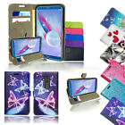 Wallet Leather Flip Case Cover For Huawei P20 PRO/ P20 LITE/ MATE 20 PRO /LITE