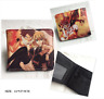 Anime  FairyTail Wallet full color frosted two-fold new purse credit card wallet
