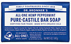 Dr. Bronner's All-One Hemp PEPPERMINT Pure Castile Soap-5 oz *Special Low Price*