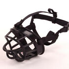 Puppy Stop Chewing Muzzle Safety Soft Adjustable Pet Dog Mouth Mask G