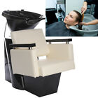 Luxury Backwash Chair Unit Hairdresser with Mixer Tap and Shower Head Shampoo