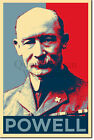 Lord Robert Baden Powell Art Print 'Hope' - Photo Poster Gift - Boy Scouts