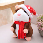 Cheeky Hamster Talking Nodding Sound Record Electric Toy Xmas Gift <br/> US STOCK❤️Free Shipping❤️High Quality❤️Easy Return
