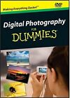 Digital Photgraphy for Dummies DVD New Sealed