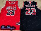 New Michael Jordan Throwback Swingman Jersey #23 Chicago Bulls Mens USA S-XXL on eBay