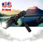 Green Red White 350 Yard LED Hunting Light Predator Flashlight Rifle/Gun MountLights & Lasers - 106974