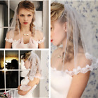 Kyпить Ivory White Wedding Veils Shoulder Length Pearls Short With Comb Bridal Veil на еВаy.соm