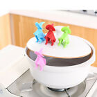 Silicone Kitchen Accessories Witch Lift Pot Cover Overflow Device Tool Cooking