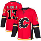 13 Johnny Gaudreau Jersey Calgary Flames Home Adidas Authentic