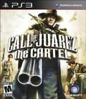 Call of Juarez: The Cartel Playstation 3 Game is Complete *SEE DETAILS* FAST SHI