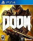 Doom Playstation 4 Game is Loose *SEE DETAILS* FAST SHIP!