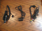 IPhone 4 Charger w/ 4' cord, Car Charger w/ stretch cord, Video Cable w/ 5 1/2'