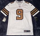 2018 Drew Brees New Orleans Saints White Color Rush Legend Jersey S-3XL on eBay