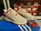 Adidas Originals EQT Cushion ADV Men's Shoes Off White Scarlet Red B22688
