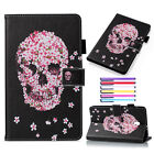 For Samsung Galaxy Tab A 8.0 T380/T385 2017 Leaher Stand Flip Wallet Case Cover