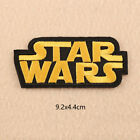 Star Wars Patch Fabric Badges Iron On Clothes Handicraft DIY Embroidered фото