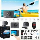 AKASO V50 PRO Waterproof 20MP Camera WiFi 4K Action Camcorder  Wireless Remote