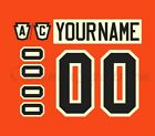 Philadelphia Flyers Customized Number Kit for 2012 Winter Classic Jersey