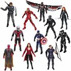 Captain America Civil War Mavel Legends Man Action Figure Collection Model Toy