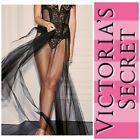 Vitoria secret Mesh Skirt Lingerie Tulle One Size SEXY black tie Med Large Small
