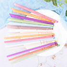 10Pc Earwax Candles Hollow Blend Cones Beeswax Ear Cleaning Hearing Thai Massage