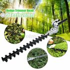 7/9 Teeth 17 in. Universal Hedge Trimmer Attachment Expand Double Sided Blades
