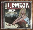 I, Omega The Ravenous Zombie Comic Book Cover Art CD! EP With Butchers, Heretics